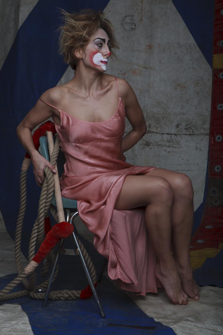 #29 Paola Minaccioni - Masked