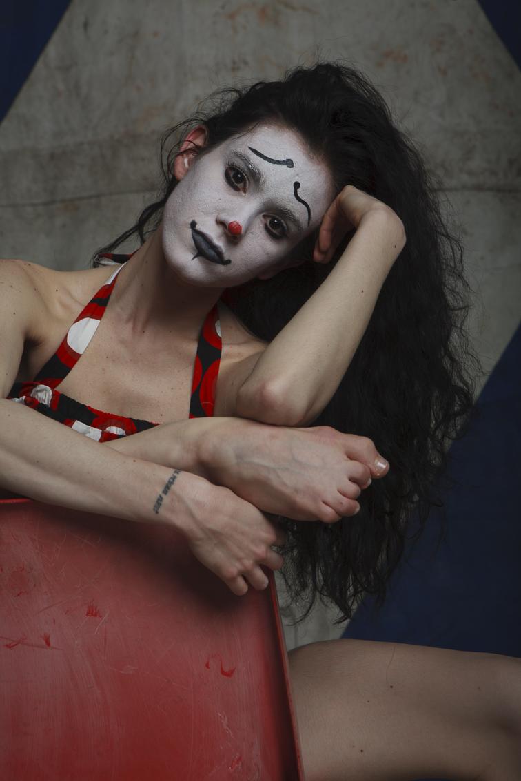 #27 Petra Conti - Masked