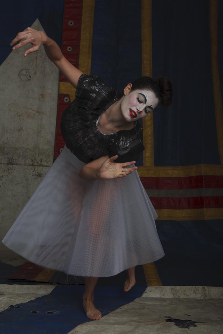 #26 Valeria Solarino - Masked