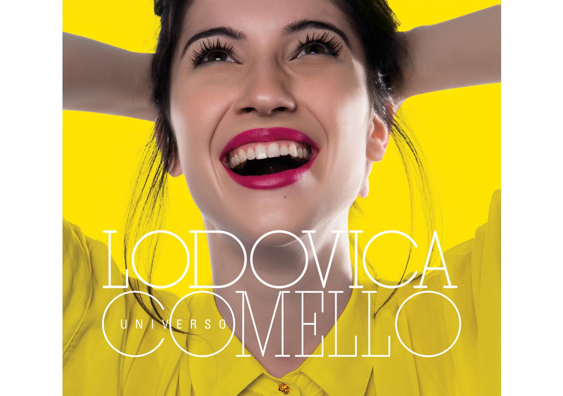Lodovica Comello Cover
