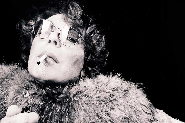 VANITY FAIR - Leopoldo Mastelloni Chissenefrega se tu sei gay - Rome, 2009