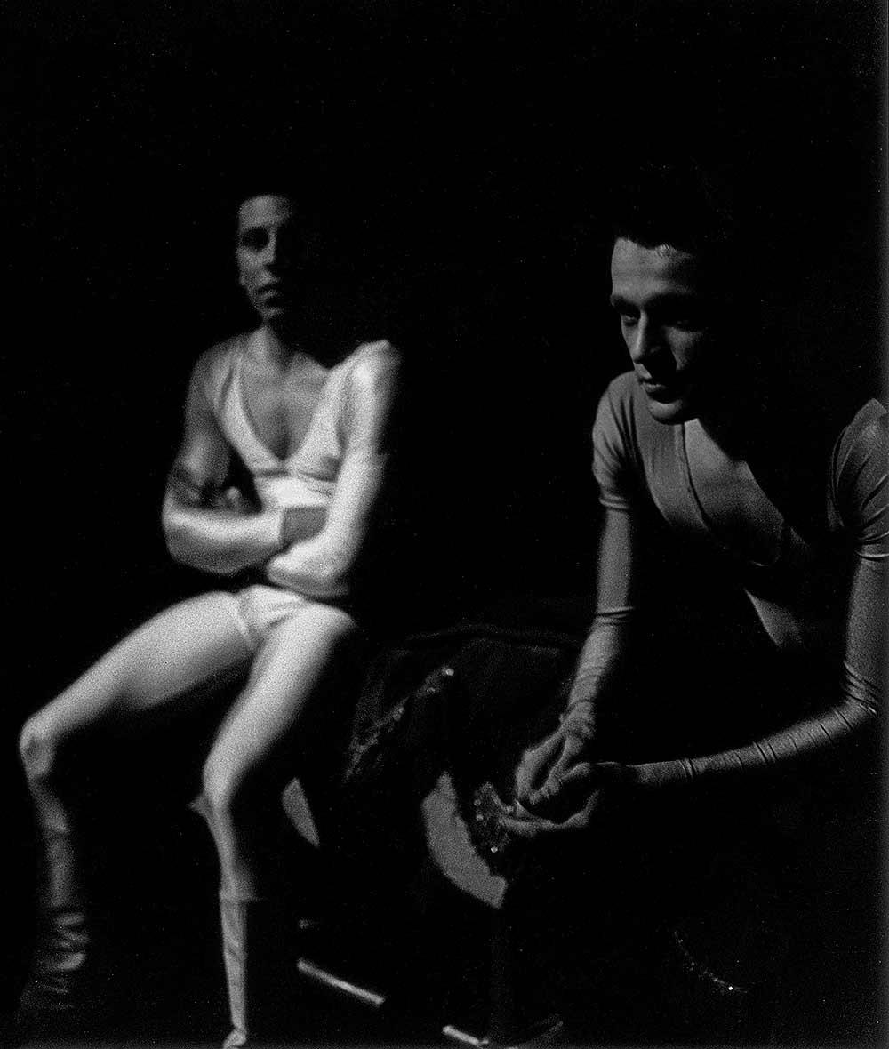 CIRCUS LIFE - Everynight, all around the world - Peter and Mehmet Around Italy, 1999