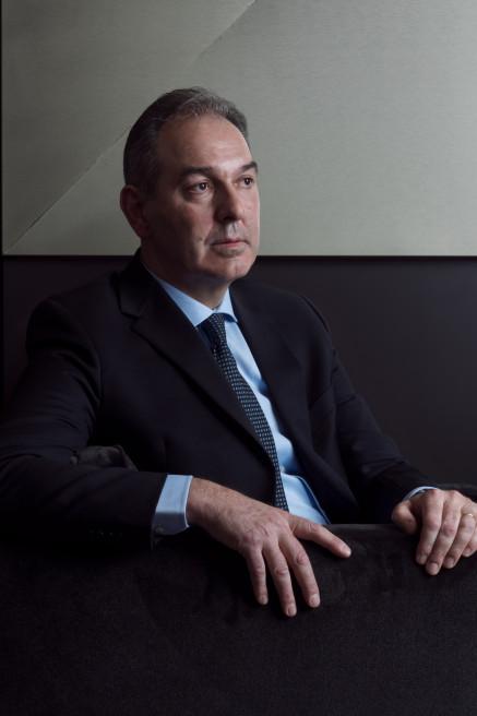 Gianfranco Masiero, Interim Director of Supply Chain Soutern Europe per Starwood Hotels and Resort / Gentleman Magazine
