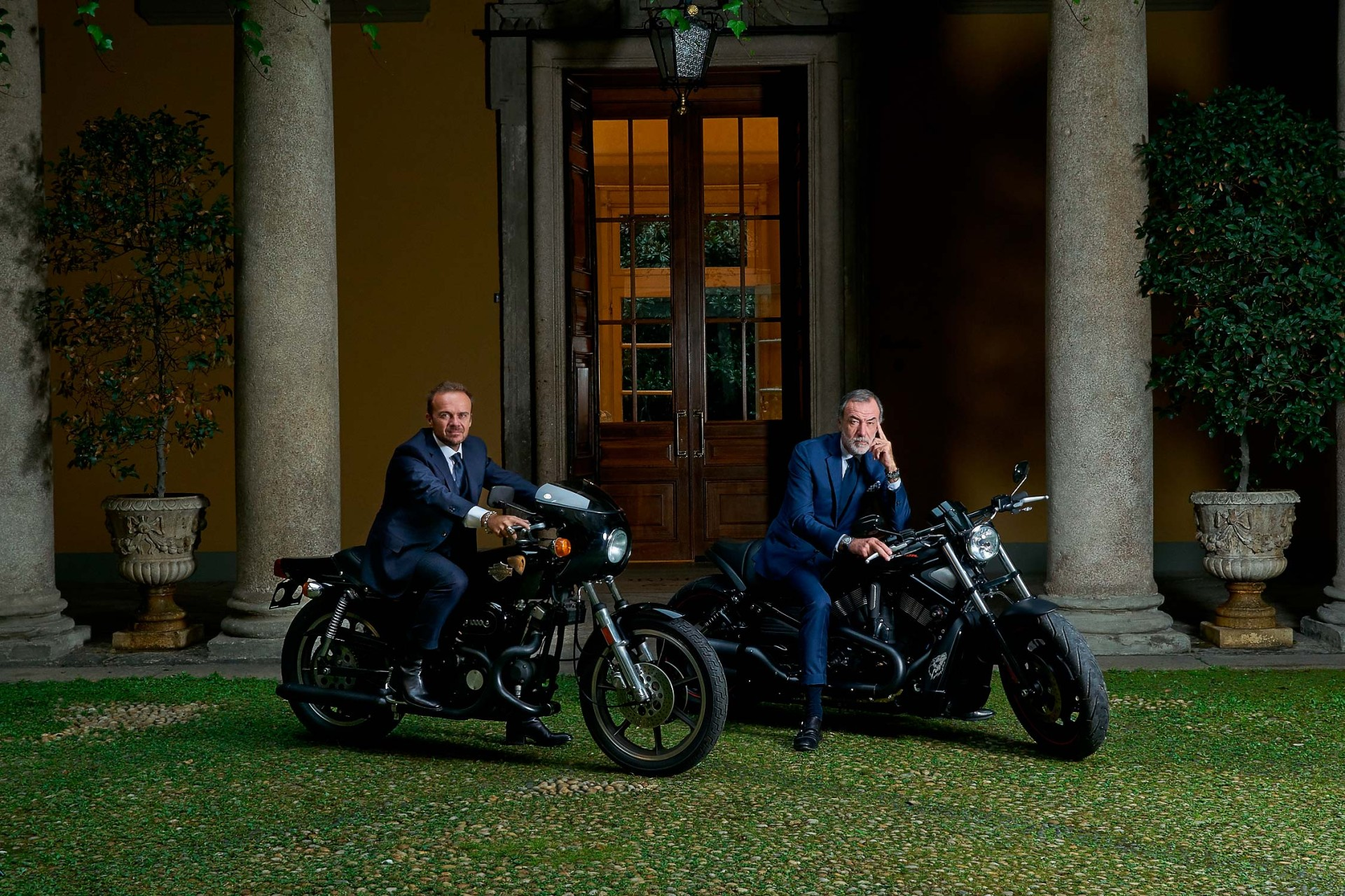 GENTLEMAN Bikers - Sempre in sella, Milan, 2016
