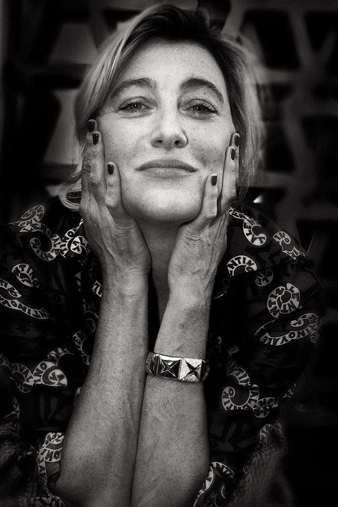 SpaghettiMag - Valeria Bruni Tedeschi Portfolio - Venezia, 2018